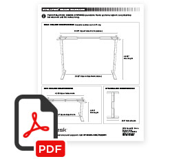 Download Evodesk Frame Diagram PDF